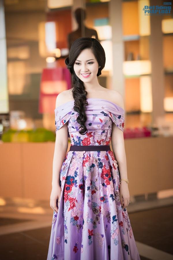 Dàn Hoa hậu, Á hậu hội ngộ trong họp báo Hoa hậu Việt Nam 2014 - Ảnh 11