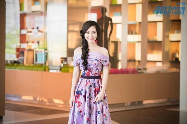 Dàn Hoa hậu, Á hậu hội ngộ trong họp báo Hoa hậu Việt Nam 2014 - Ảnh 10