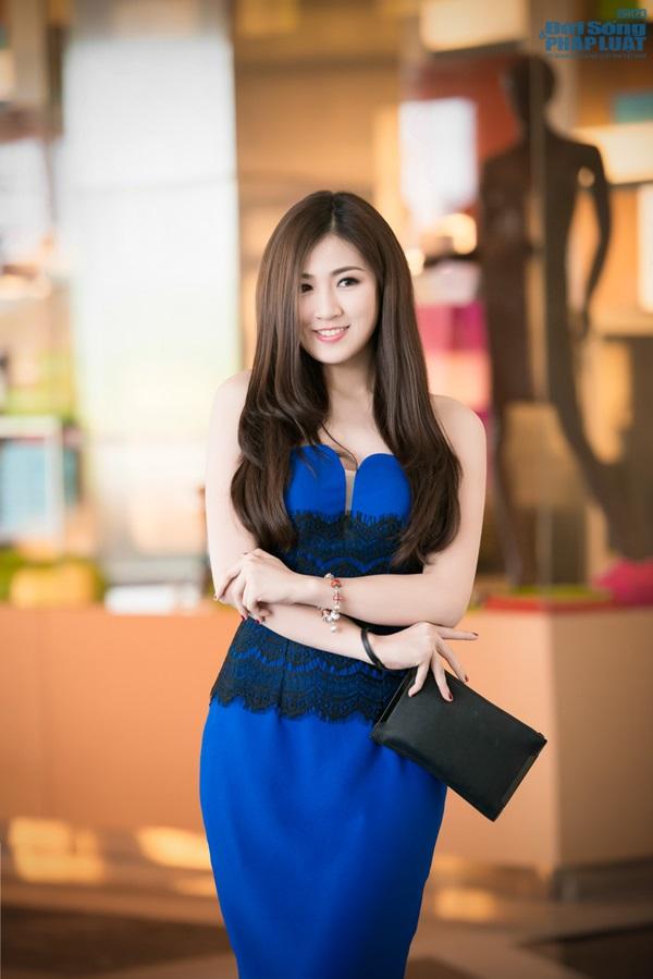 Dàn Hoa hậu, Á hậu hội ngộ trong họp báo Hoa hậu Việt Nam 2014 - Ảnh 8
