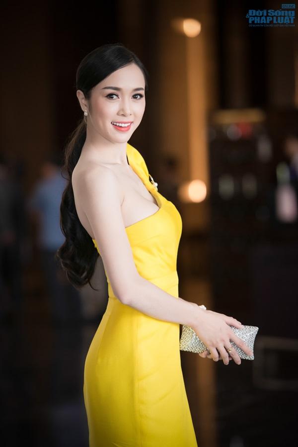 Dàn Hoa hậu, Á hậu hội ngộ trong họp báo Hoa hậu Việt Nam 2014 - Ảnh 7