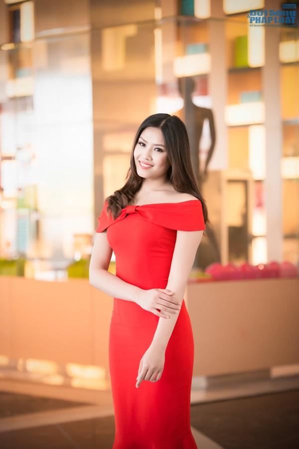 Dàn Hoa hậu, Á hậu hội ngộ trong họp báo Hoa hậu Việt Nam 2014 - Ảnh 12