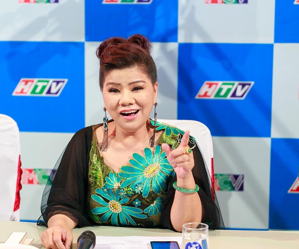 NSND Thanh Hoa: Lê Hoàng không có quyền nói về chuyên môn của tôi - Ảnh 1