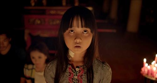 """""""Đoạt hồn"""" khiến Thanh Mỹ trở thành em bé đáng sợ nhất Việt Nam - Ảnh 2"""