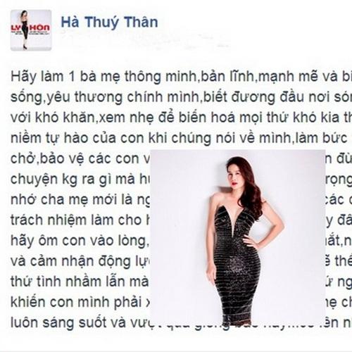 Thân Thúy Hà khuyên Dương Yến Ngọc không nên hành động dại dột - Ảnh 2