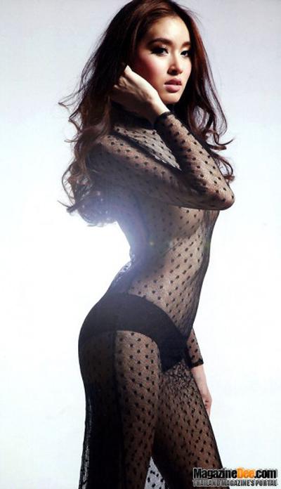 Nong Poy - HH chuyển giới Thái diện bikini đẹp hơn cả Ngọc Trinh? - Ảnh 8