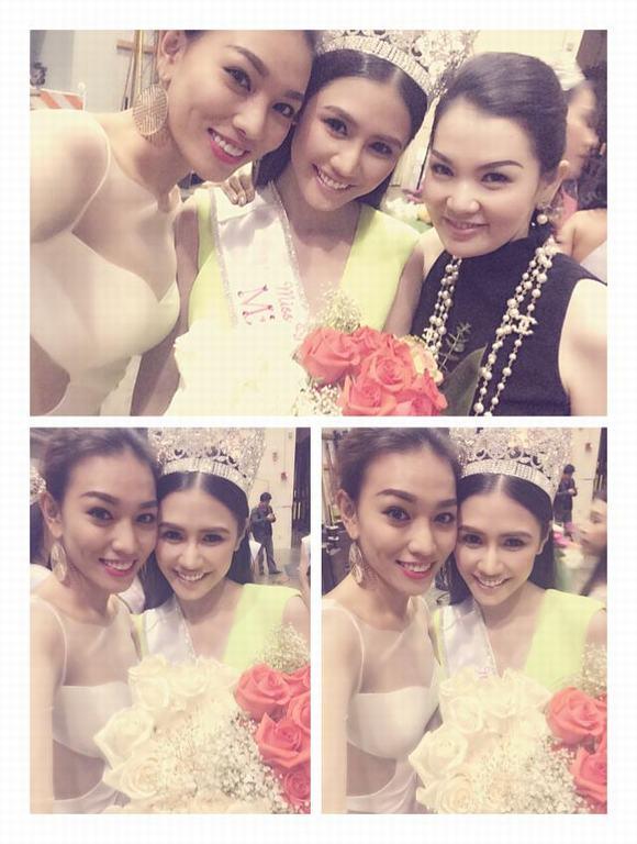 Tường Vy đăng quang Hoa hậu Người Việt Thế giới 2014 - Ảnh 2
