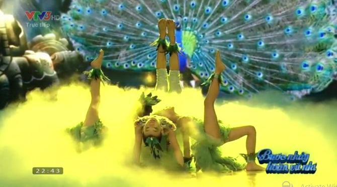 Bước nhảy hoàn vũ nhí vòng liveshow 2: Không thí sinh nào bị loại - Ảnh 13