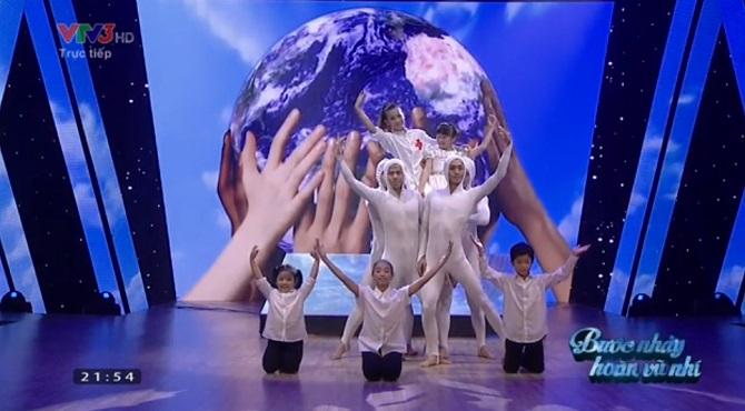 Bước nhảy hoàn vũ nhí vòng liveshow 2: Không thí sinh nào bị loại - Ảnh 5
