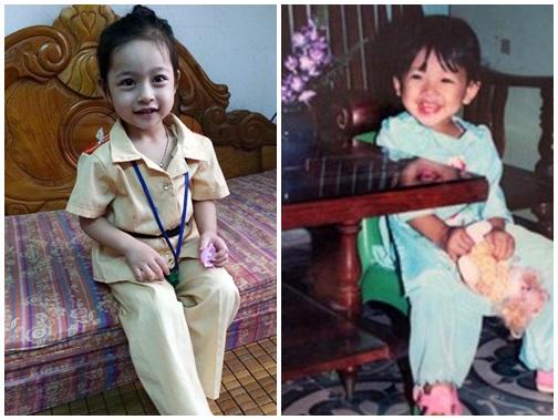Phát sốt với bé gái có gương mặt giống hệt Chi Pu - Ảnh 4