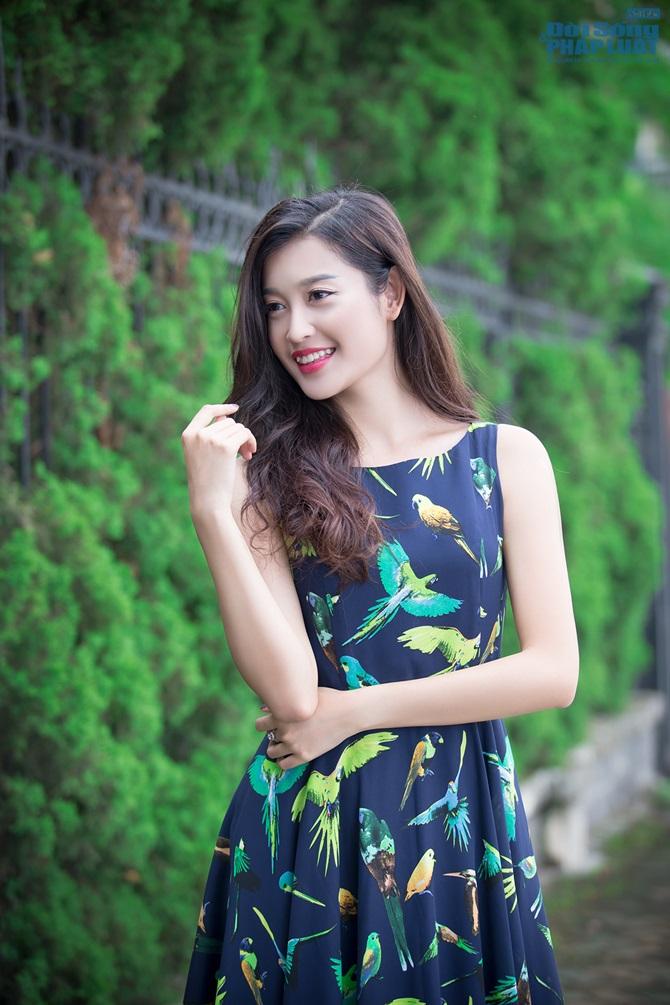 Phút trải lòng của thí sinh Hoa hậu Việt Nam 2014 - Ảnh 7