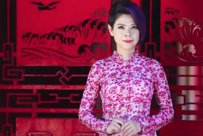 """""""Búp bê con trai"""" Thanh Thảo e thẹn khi mặc áo dài - Ảnh 7"""