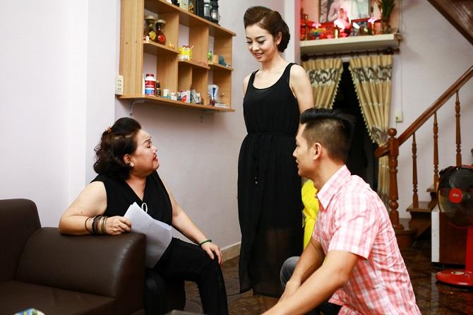 Cặp đôi hoàn hảo: NSND Ngọc Giàu dạy Jennifer Phạm hát tân cổ - Ảnh 1