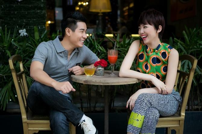 Nguyên Khang hẹn hò Tóc Tiên trong ngày Valentine - Ảnh 2