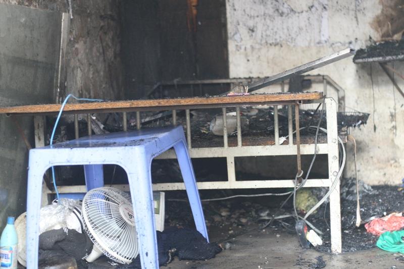 Hà Nội: Cháy nhà 2 tầng, 1 nữ sinh thiệt mạng - Ảnh 2