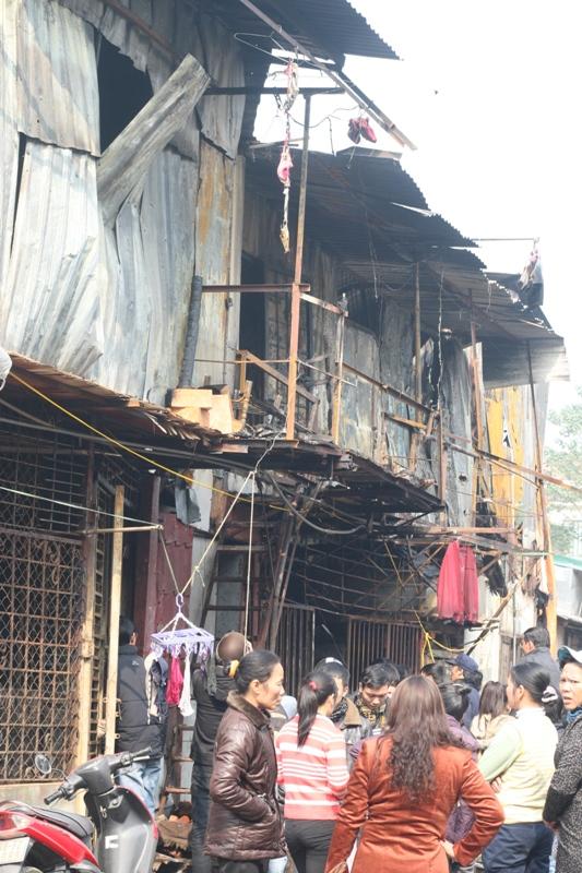 Hà Nội: Cháy nhà 2 tầng, 1 nữ sinh thiệt mạng - Ảnh 4