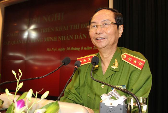 Thượng tướng Phạm Quý Ngọ từ trần vì căn bệnh ung thư - Ảnh 1
