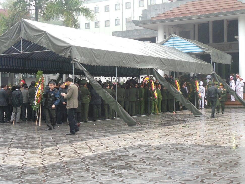 Lễ tang Thượng tướng Phạm Quý Ngọ tại Nhà Tang lễ Quốc gia - Ảnh 2