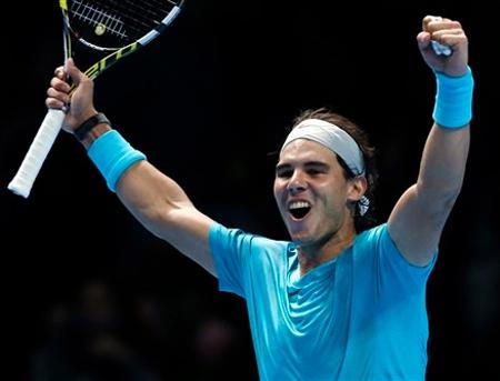 Nadal gặp chấn thương… lãng xẹt - Ảnh 1