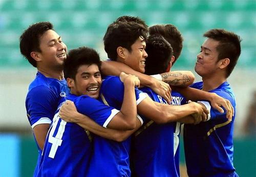 Đả bại Indonesia, U23 Thái Lan giành ngôi vương Sea Games 27 - Ảnh 1