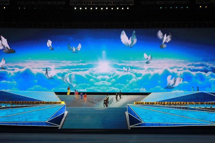 Những hình ảnh ấn tượng tại Lễ bế mạc Sea Games 27  - Ảnh 2