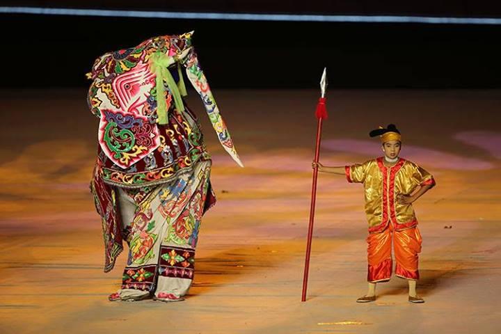 Những hình ảnh ấn tượng tại Lễ bế mạc Sea Games 27  - Ảnh 5