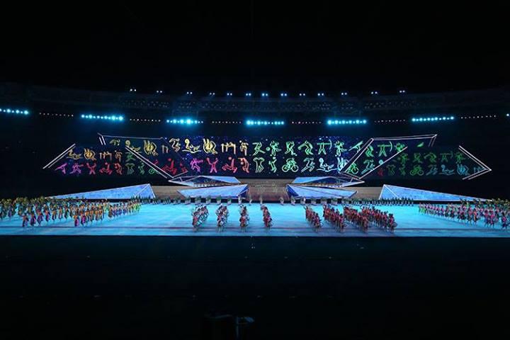 Những hình ảnh ấn tượng tại Lễ bế mạc Sea Games 27  - Ảnh 6