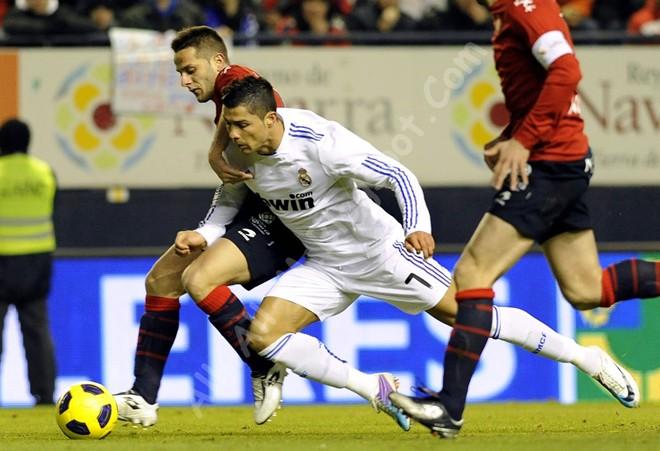 Quả bóng vàng 2013 tỏa sáng giúp Real thắng trận - Ảnh 1