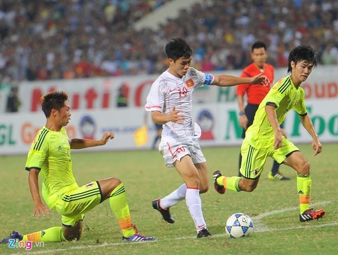 Xem trực tiếp U19 Việt Nam - U19 Nhật Bản: Vượt ải hay về nước? - Ảnh 1