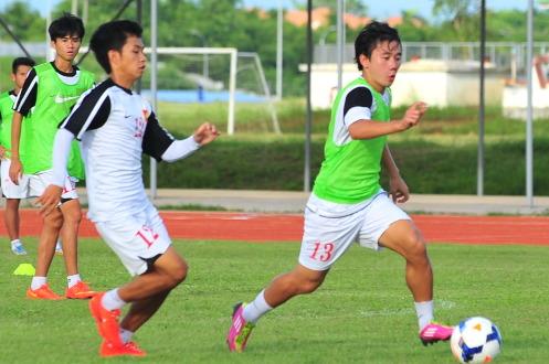 Đội hình dự kiến U19 Việt Nam-Nhật Bản - Ảnh 1