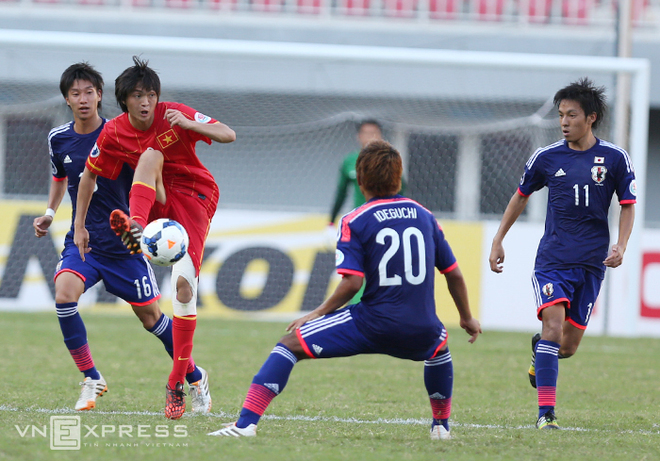 Hai cầu thủ U19 Việt Nam bị kiểm tra doping sau trận thua Nhật - Ảnh 1