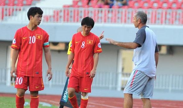 U19 Việt Nam bất ngờ hủy tập trước trận gặp U19 Trung Quốc - Ảnh 1