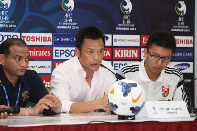 HLV Trung Quốc: U19 Việt Nam đã thi đấu hay hơn chúng tôi - Ảnh 1