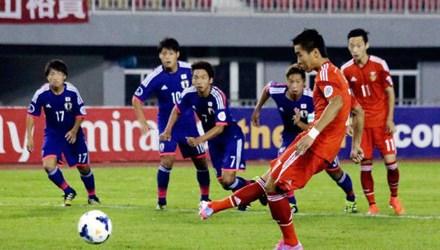 """Nhận diện """"sát thủ"""" số 1 của U19 Trung Quốc - Ảnh 1"""