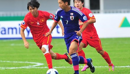 Xem trực tiếp U19 Việt Nam-U19 Trung Quốc - Ảnh 1