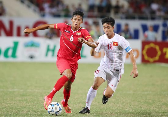 Link xem trực tiếp trận U19 Myanmar-U19 Qatar - Ảnh 1
