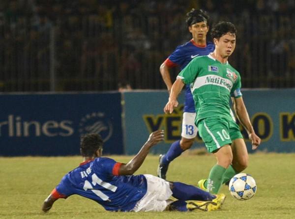 U19 HAGL 2-1 Malaysia: Công Phượng và đồng đội khởi đầu như mơ - Ảnh 1
