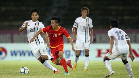 Đội tuyển Việt Nam đè bẹp U23 Bahrain ba bàn không gỡ - Ảnh 2