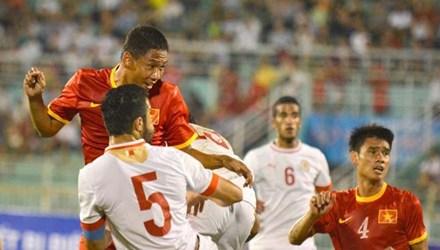 Đội tuyển Việt Nam đè bẹp U23 Bahrain ba bàn không gỡ - Ảnh 1