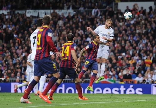 Benzema kêu gọi giữ Barca ở lại La Liga - Ảnh 1