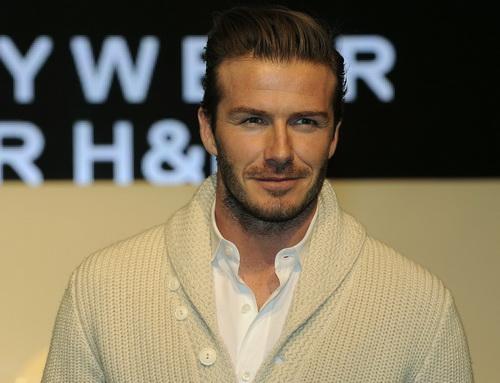 Beckham được phái đẹp khao khát nhất ngày Valentine - Ảnh 1