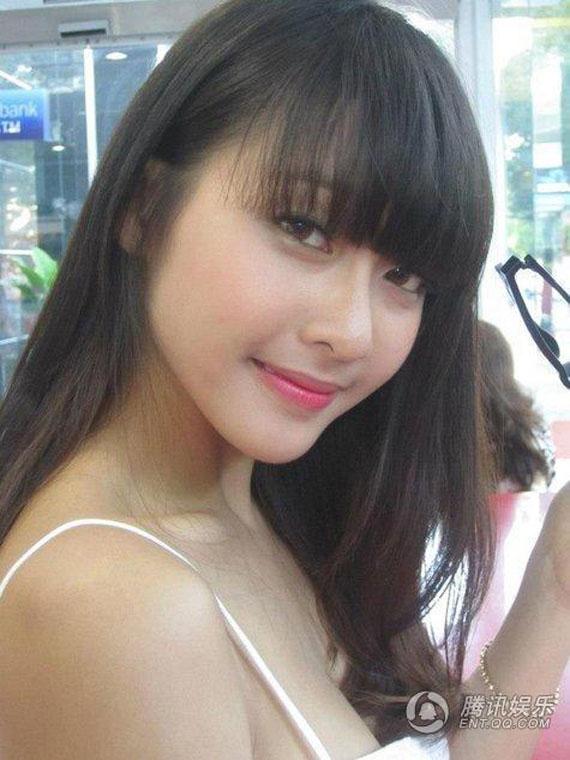"""Hot girl boxing Việt Nam """"gây bão"""" trên báo Trung Quốc - Ảnh 6"""