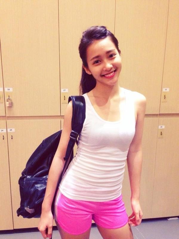 """Hot girl boxing Việt Nam """"gây bão"""" trên báo Trung Quốc - Ảnh 15"""
