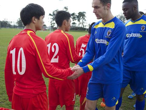 """Công Phượng được ví như """"Messi Việt Nam"""" - Ảnh 1"""
