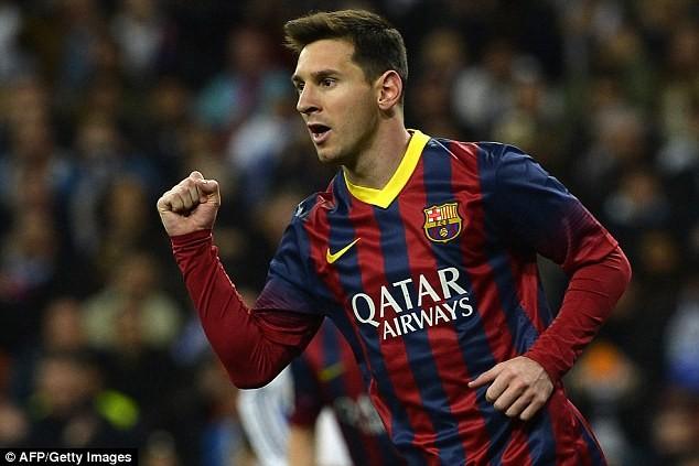 Lập hat-trick, Messi thành huyền thoại trong lịch sử El Clasico - Ảnh 1