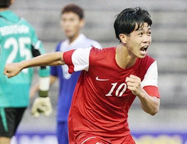 U19 Việt Nam bất ngờ thắng sốc U19 Arsenal 3-0 - Ảnh 1