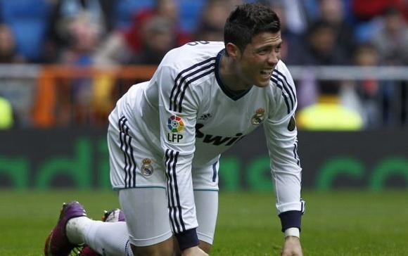 Tái phát chấn thương, Ronaldo lỡ trận gặp Barca - Ảnh 1