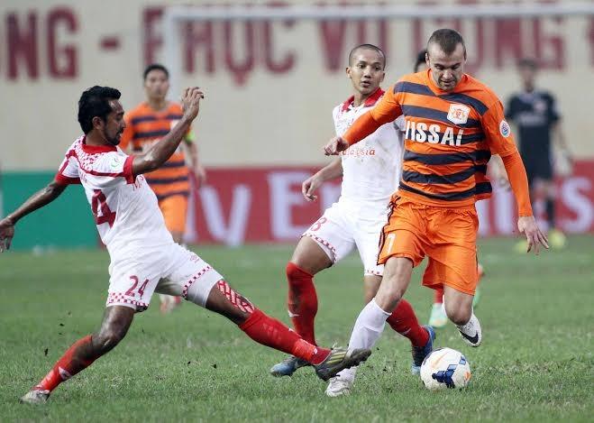 Cầu thủ Ninh Bình nhận 800 triệu VNĐ để bán độ - Ảnh 1