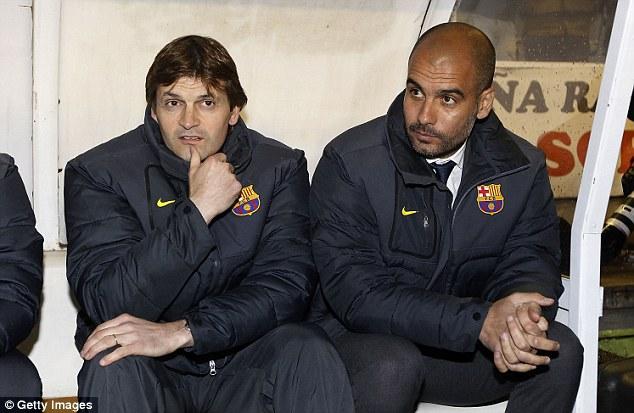 Cựu HLV Barca Tito Vilanova qua đời ở tuổi 45 - Ảnh 1