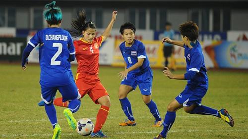 Tuyển Việt Nam quyết hạ Thái Lan để giành vé dự World Cup  - Ảnh 1