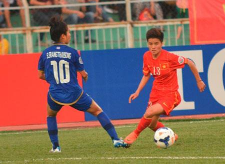 Video: Thất bại trước Thái Lan, Việt Nam vỡ mộng dự World Cup - Ảnh 1